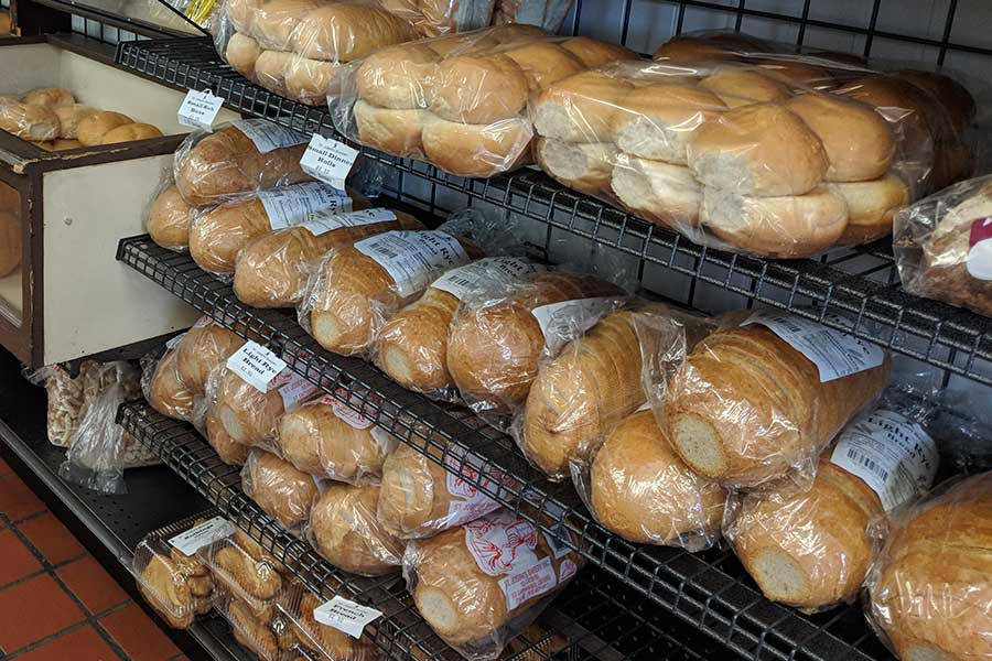 St.Joseph Bakery provides Breads & Buns