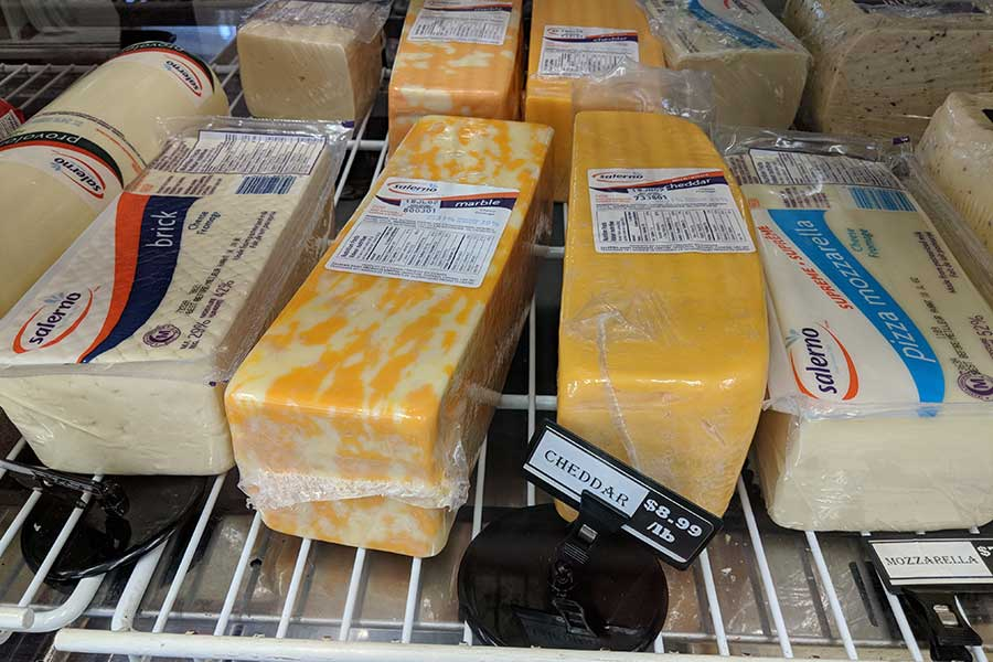 St.Joseph Bakery provides Cheese